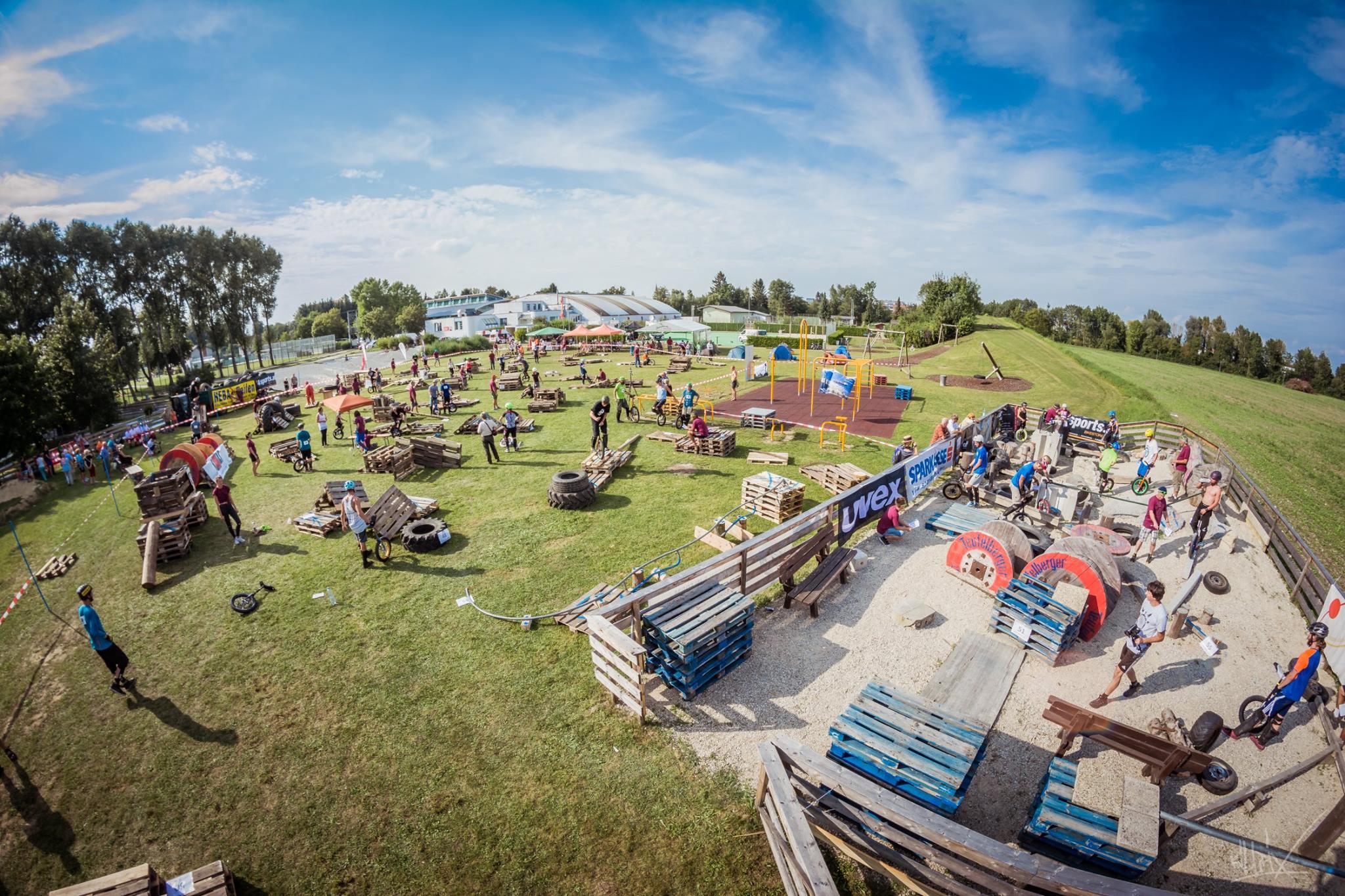 Waren Sie schon mal in unserem Trialpark?